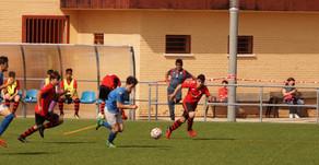 Cadete A 0 – 3 AD Arganda CF A