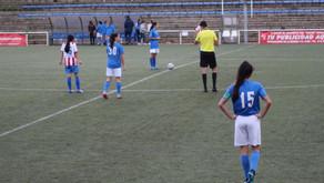 CD Colonia Moscardó 1 - 2 Juvenil Femenino