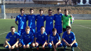 Juventud Madrid 3 – 1 Juvenil