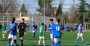 Infantil Masculino A 15 - 0 EF El Olivo de Coslada D