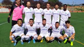 Football Club Británico de Madrid 0 - 2 Aficionado Masculino