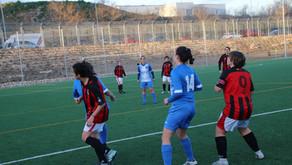 Cantera CF 2 - 3 Aficionado Femenino