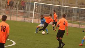 Juvenil Masculino 4 - 0 SAD Espartales Sur B