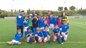 Alevín Masculino B 10 - 0 ADA Toledo Olivos CF B