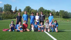 Alevín Femenino 0 – 4 Olímpico de Madrid