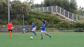 Aficionado Femenino 3 - 5 ADC Getafe Brunete