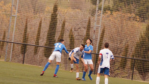 CD Sporting Valdebernardo 2 - 1 Juvenil Masculino