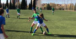 Unión Valdebernardo C 0 - 7 Juvenil Masculino