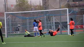 Aficionado Femenino 5 - 0 CD Madrid Sur Latina
