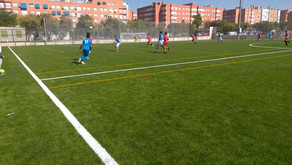 Deportivo Ardoz 0 - 3 Juvenil Masculino