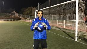 Hoy conocemos a Javier Pérez Escudero, nuestro entrenador de porteros