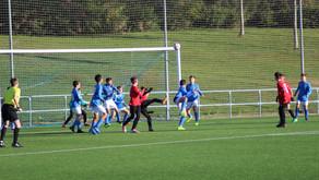 Rivas Fútbol Club B 2 - 2 Alevín Masculino A