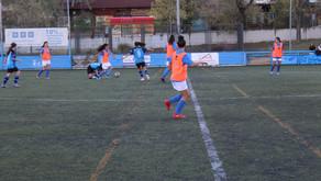 CD Libertad Alcorcón 0 - 7 Juvenil Femenino