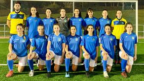 Escuela de Fútbol AFE A 1 - 1 Cadete Femenino