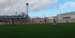 Rivas Fútbol Club D 0 - 3 Infantil Masculino A