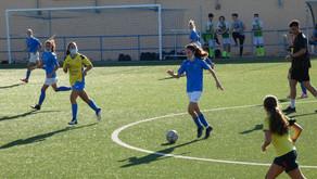Juvenil Femenino 12 - 0 CD Chamberí