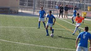 CD Vicálvaro E 8 - 4 Juvenil Masculino