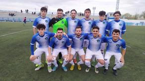 Vallecas CF 1 - 1 Aficionado Masculino