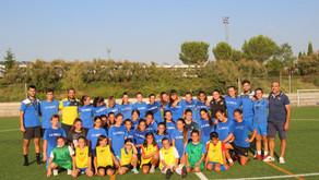 El fútbol femenino comienza a andar en Rivas
