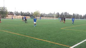 Escuela de Fútbol Vicálvaro 6 - 0 Alevín A