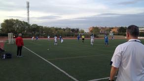 "Juvenil 1 - 2 Esc. Fut. Juventud Madrid ""B"""
