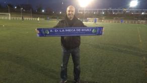 Y el ganador de la bufanda es… ¡Manuel Rodríguez!