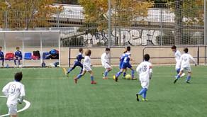 Centro Deportivo Vallecas 1 - 3 Alevín Masculino C