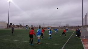 Escuela de Fútbol de Arganda 1 - 0 Juvenil