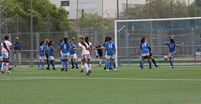 Cadete Femenino 1 - 7 Fundación Rayo Vallecano A