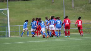 Juvenil Femenino 2 - 7 CF Fuenlabrada SAD