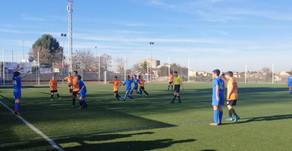 Sporting Belmonteño 1 - 1 Infantil Masculino B