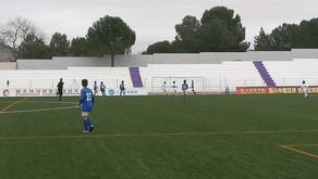 Escuela Deportiva de Fútbol de Torres 1 - 2 Alevín Masculino A