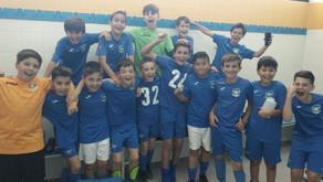 Rivas FC C 4 - 0 Alevín C