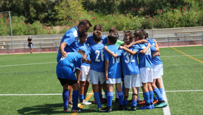 Colegio Alameda de Osuna A 4 – 2 Alevín B