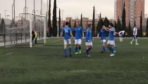CD Sporting Valdebernardo B 1 - 7 Juvenil Masculino
