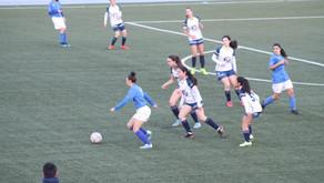 CD Fútbol Femenino Olympia Las Rozas 0 - 7 Juvenil Femenino