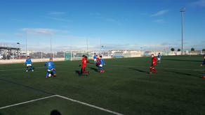 Arganda CF A 2 – 0 Benjamín 2010 A