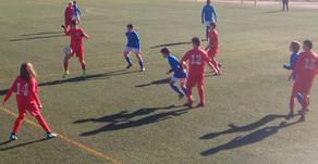 CD Morata 0 - 0 Infantil Masculino B