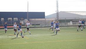 Juvenil Femenino 10-0 Club Polideportivo Parla Escuela