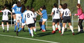 Cadete Femenino 7 - 0 AD Sporting Hortaleza