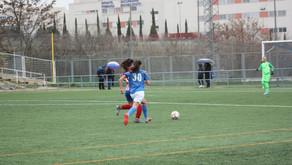 """Cadete Femenino 0 - 5 Club Atlético de Madrid S.A.D """"A"""""""