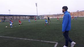 Benjamín Masculino 2010 A 5 – 1 Arganda CF B
