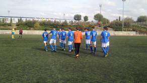Juvenil 1 - 3 CD Municipal Ajalvir A
