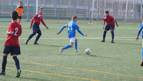 CD Mejoreño B 5 - 1 Juvenil Masculino