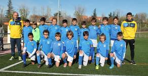 Sección Deportiva del Pozo Sport 4 - 0 Alevín Masculino C