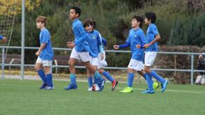 Alevín Masculino A 2 - 4 EMF Villarejo