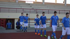 Juvenil 1 – 4 UD Parque Granada