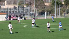 Cadete Femenino 1 - 6 Madrid CFF A