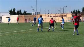 Juvenil Masculino 3 - 2 Aula CF A