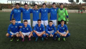"""Juvenil 1 – 0 EMF Águilas de Moratalaz """"B"""""""